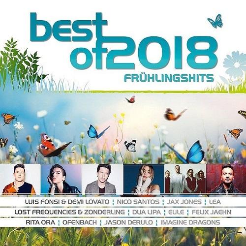 VA - Best Of 2018 - Frühlingshits [2CD] (2018)