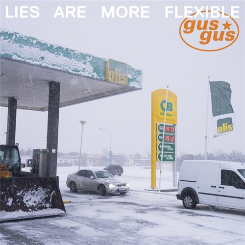 GusGus - Lies Are More Flexible (2018/FLAC)