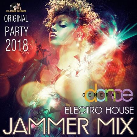 Сборник - Jammer Electro Mix: Dance Generation (2018)
