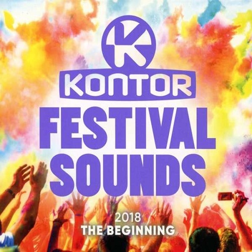 VA - Kontor Festival Sounds 2018 - The Beginning (3CD) (2018)