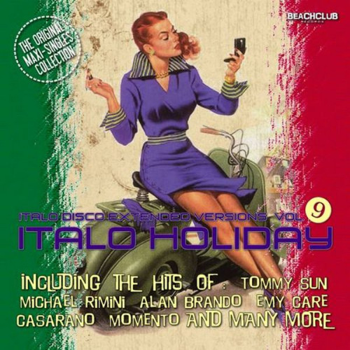 VA - Italo Holiday Vol. 9 (2018)