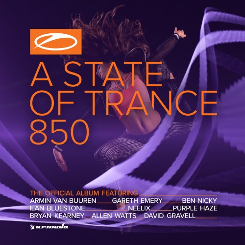 VA - Armin van Buuren - A State Of Trance 850 [Extended Versions] (2018/FLAC)