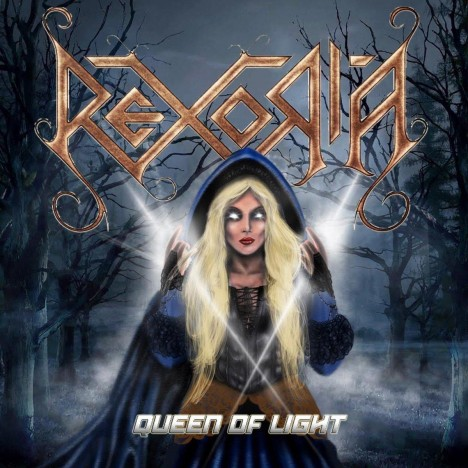 Rexoria - Queen Of Light (2018/FLAC)