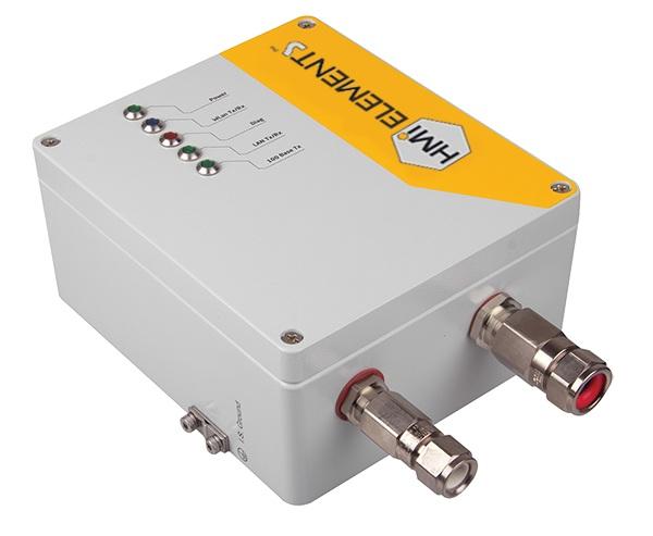 Взрывозащищенная точка доступа wi-fi HMi Elements 1901-Z1: быстрое и эффективное построение промышленных wi-fi сетей во взрывоопасных зонах