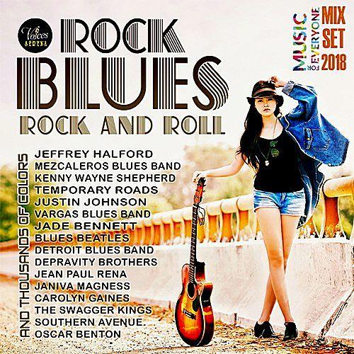 VA - Rock Blues And Thousands Of Colors (2018)