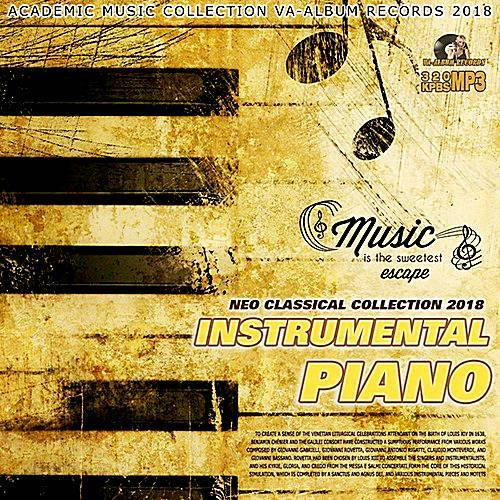 VA - Instrumental Piano: Neo Classical Collection (2018)