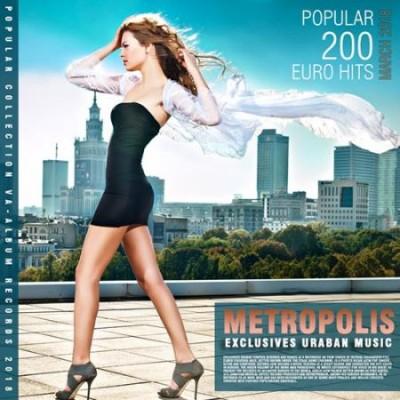 VA - Metropolis: 200 Popular Euro Hits (2018)