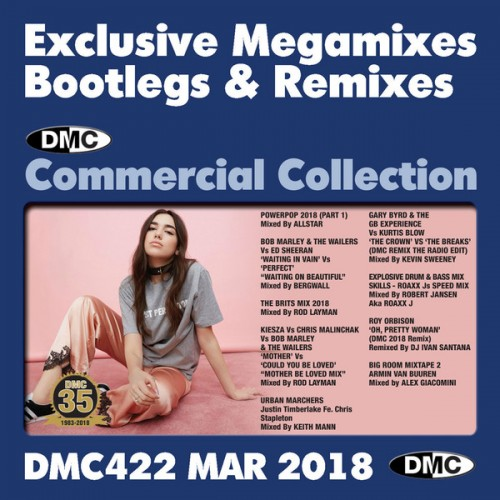 VA - DMC Commercial Collection 422 [3CD] (2018)
