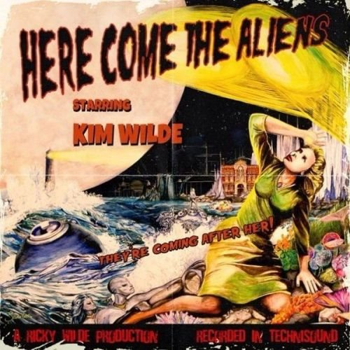 Kim Wilde - Here Comes The Aliens (2018)