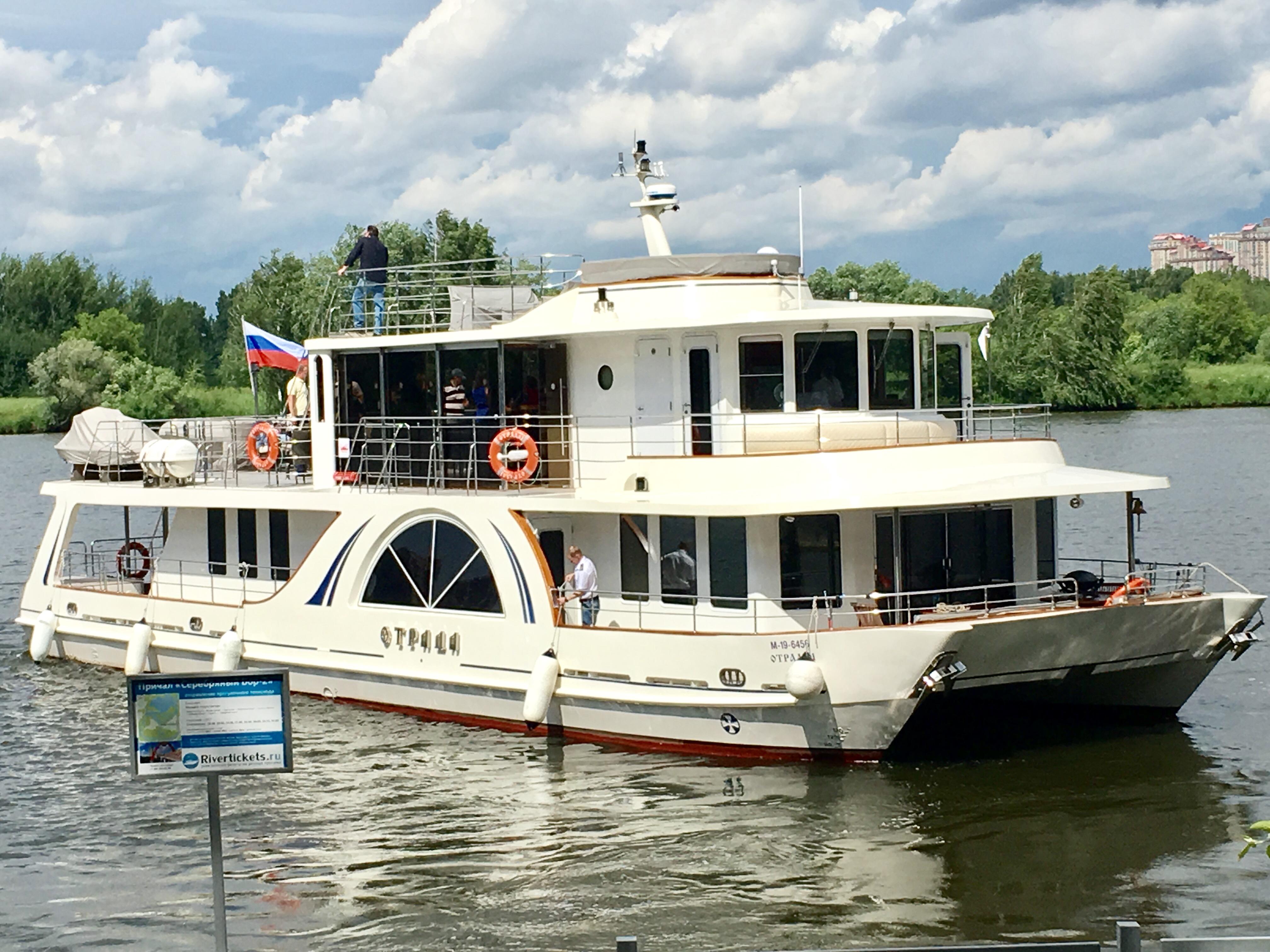 Блог им. fokinpr: Организуйте бизнес-встречу на яхте и тогда деловые переговоры точно окажутся успешными