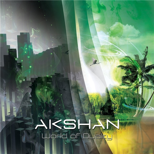 Akshan - World Of Duality (2018/FLAC) Altar Records