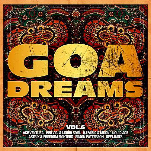VA - Goa Dreams Vol.6 (2018)