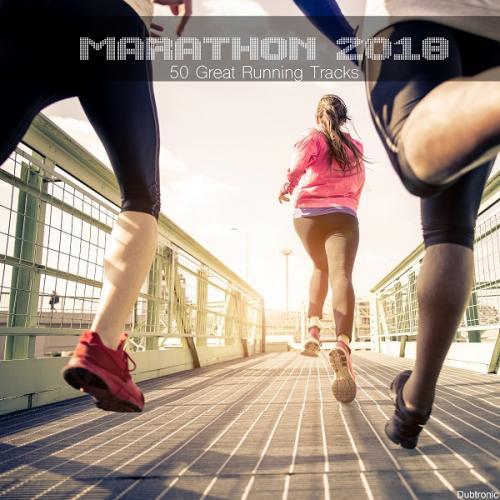 VA - Marathon 2018 [50 Great Running Tracks] (2018)