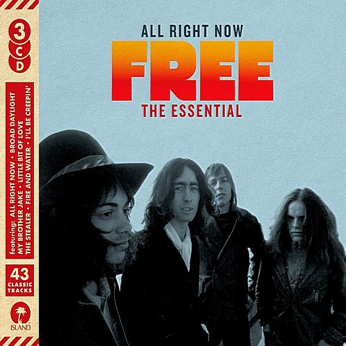 Free - All Right Now. The Essential [3CD] (2018)