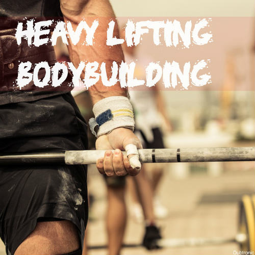 VA - Heavy Lifting Bodybuilding (2018)
