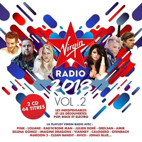 VA - Virgin Radio 2018 Vol.2 [2CD] (2018)