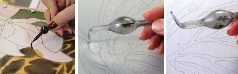 Рисунок на ткани - 2