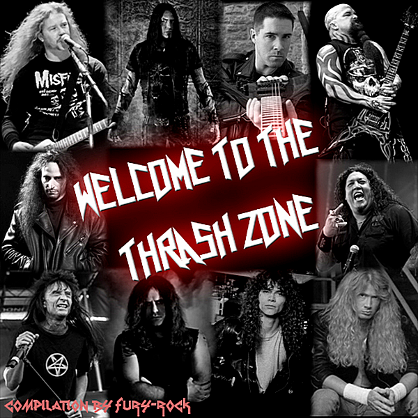 VA - Welcome To The Thrash Zone (2018)