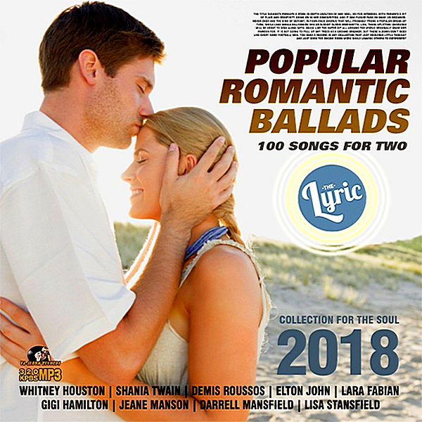 VA - Popular Romantic Ballads (2018)