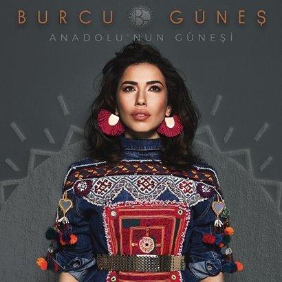 Burcu Gunes (Burcu Güneş) - Anadolu'nun Gunesi (Anadolu'nun Güneşi) (2018/FLAC)