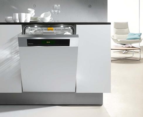 Современные посудомоечные машины