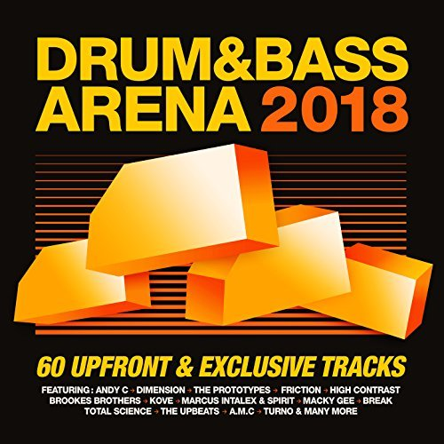 VA - Drum and Bass Arena 2018 [3CD] (2018)