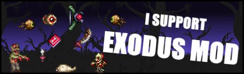 Terraria Exodus mod Wiki