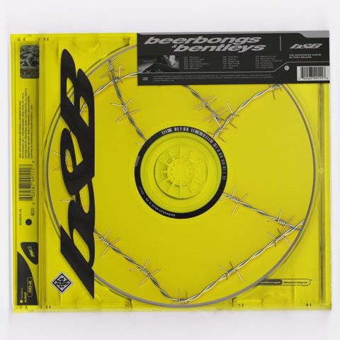 Post Malone - Beerbongs & Bentleys (2018)