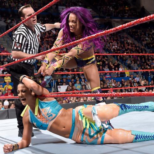 WWE Monday Night RAW 16.04.2018