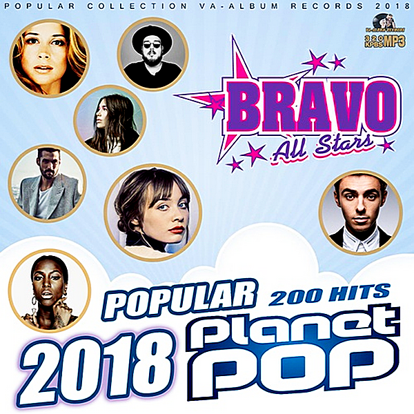 VA - Bravo All Stars: Planet Pop (2018)