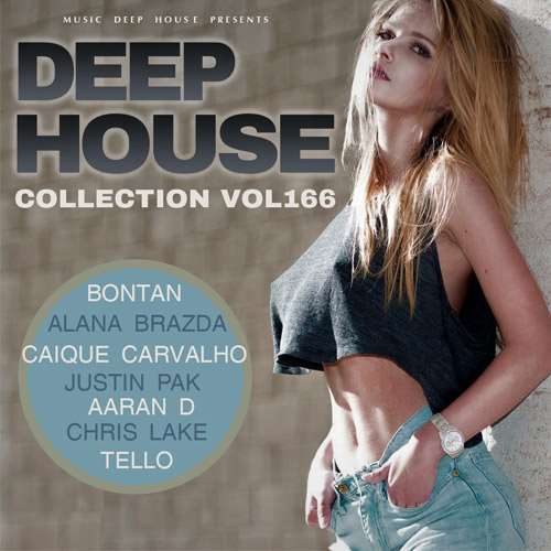 VA - Deep House Collection vol.166 (2018)