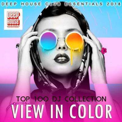 VA - View In Color: Deep House Club Essential (2018)