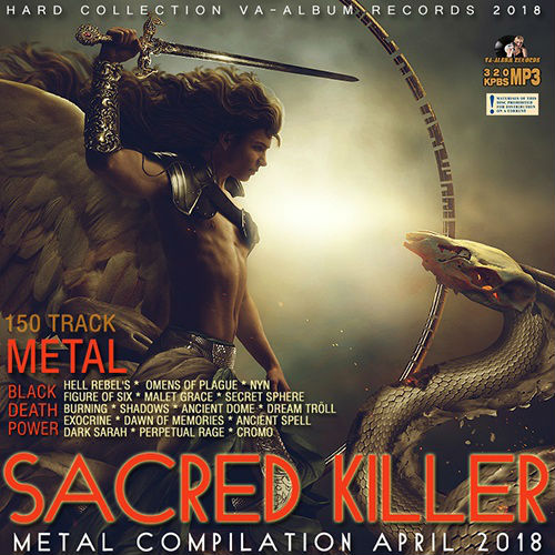 VA - Sacred Killer: Metal Compilation (2018)