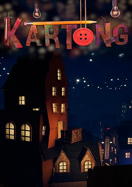 Kartong - Death by Cardboard! (2018/ENG)