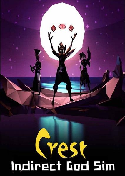 Crest - an indirect god sim (2018/ENG)
