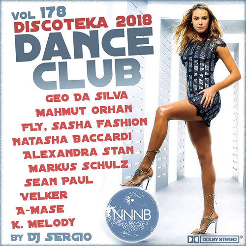 VA - Дискотека 2018 Dance Club Vol. 178 (2018)