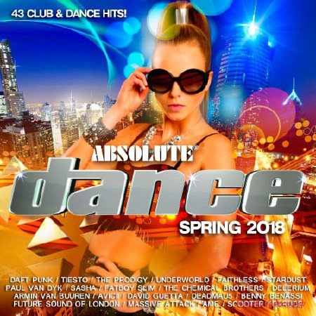 VA - Absolute Dance Spring (2018)