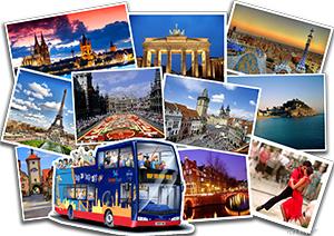 Услуги и объявления туризма на портале ADS Factory