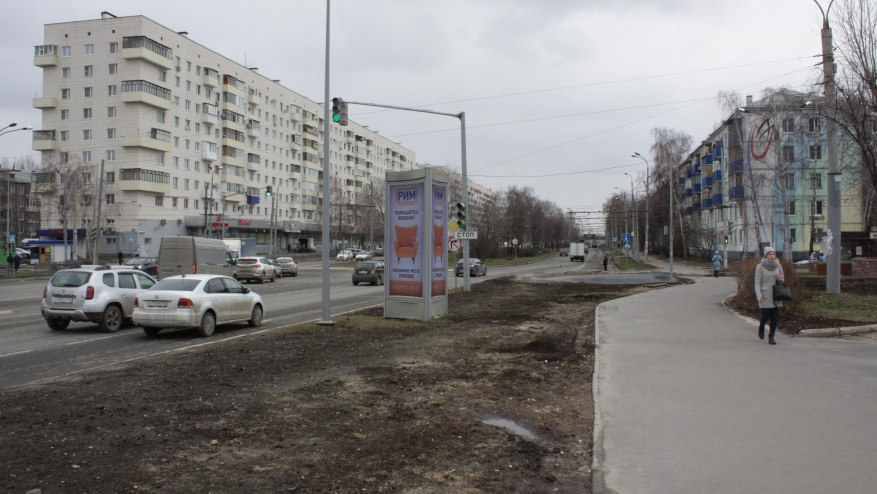 пр. Ибрагимова, напротив дома №29А по ул.Волгоградская.jpg