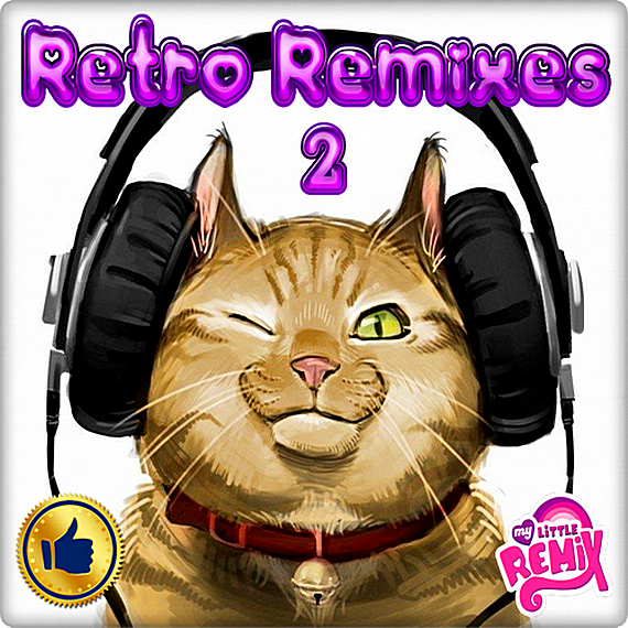 VA - Retro Remix Quality Vol.2 (2018)