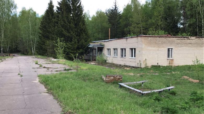 Учебный центр Военно-Воздушной Академии Министерства обороны СССР