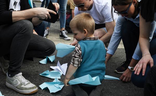 Вторая акция в поддержку Telegram пройдет 13 мая на проспекте Сахарова [в России  Общество]