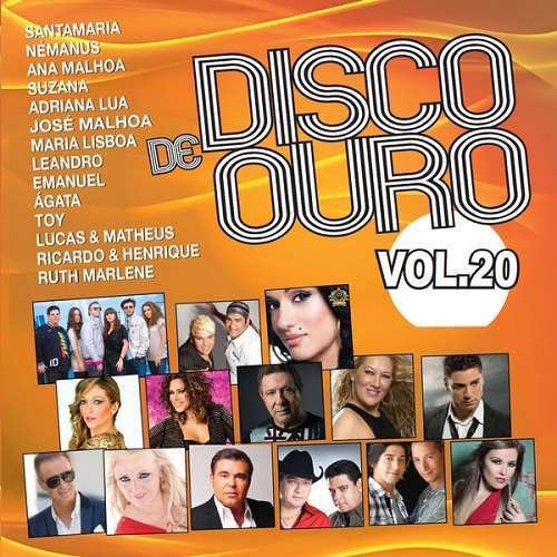 VA - Disco De Ouro Vol.20 (2018)