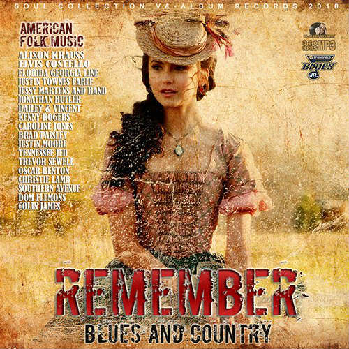 VA - Remember American Blues And Country (2018)