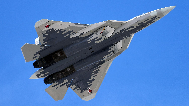 مقاتله Sukhoi T-50 PAK FA سيتغير اسمها الى Su-57  - صفحة 4 494fbc5e3e98c1ea3540eb92d9ea7128