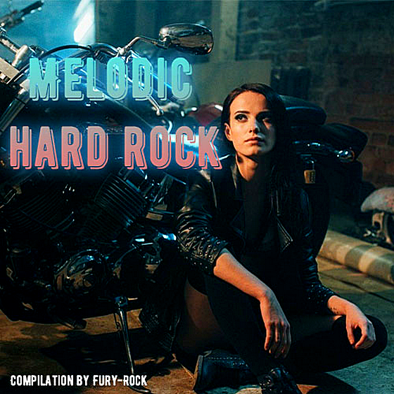 VA - Melodic Hard Rock (2018)