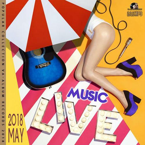 VA - Music Live (2018)