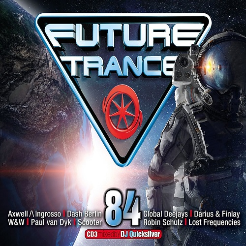 VA - Future Trance Vol.84 [3CD] (2018)