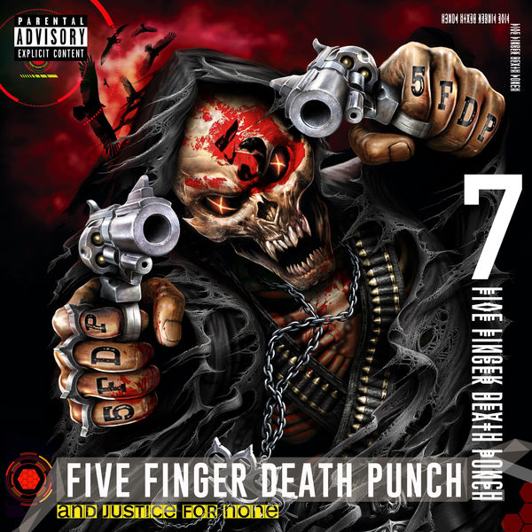 Five Finger Death Punch - And Justice for None [Deluxe Edition] (2018)