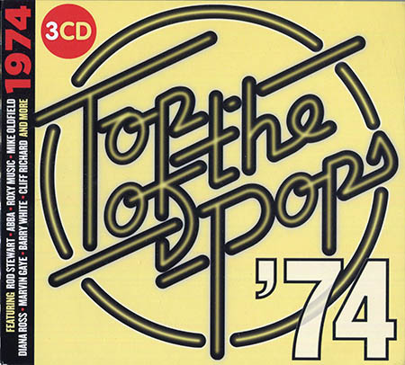 VA - Top Of The Pops '1974 (2018/FLAC) Box Set, 3CD